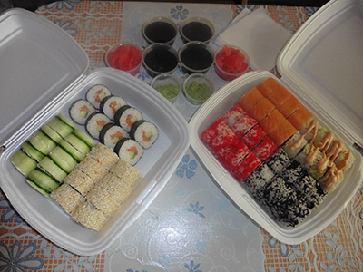 заказ суши в омске с бесплатной доставкой круглосуточно на дом телефон
